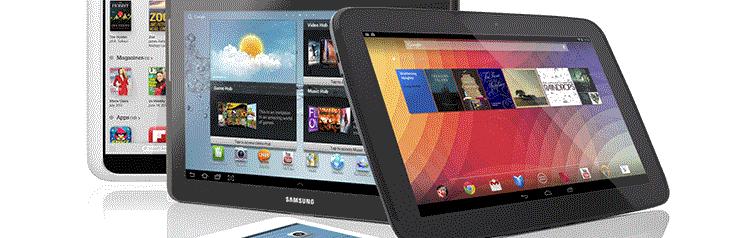 Service Tablets